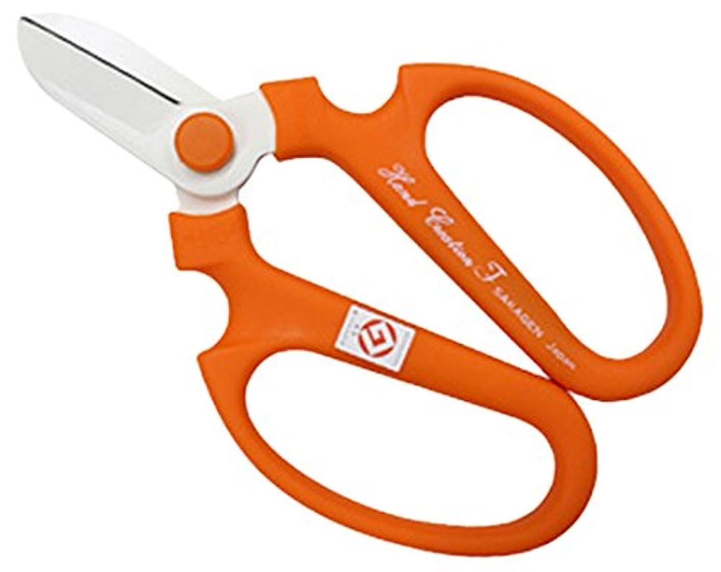 知恵六分儀皮ハンドクリエーション F170 オレンジクイーン