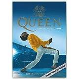 Queen 2020 - A3 Format Posterkalender: Original Danilo-Kalender