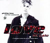 Love on sale [Single-CD]