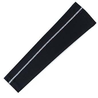 おたふく手袋 ボディタフネス冷感 パワーストレッチ アームカバー フリーサイズ ブラック JW-618
