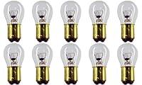 CEC Industries # 1130電球、6.4V、16.832W、ba15dベース、S - 8形状(ボックスof 10)