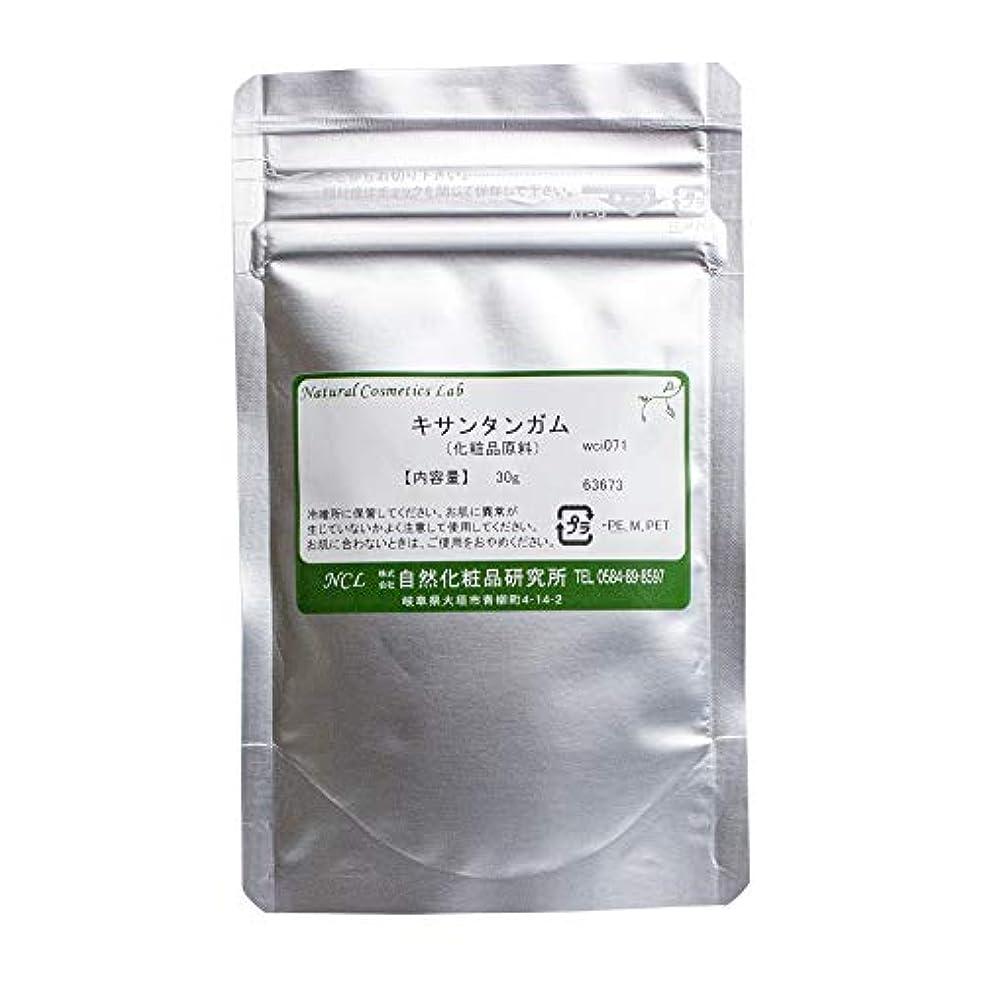 キサンタンガム 30g 【手作り化粧品原料】