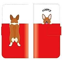 【 ankh 】 手帳型ケース 全機種対応 【 OPPO Find X専用 】 おしゃれ 子犬 チワワ トイプードル パグ ビーグル かわいい 犬 ハードケース プラスチック スマホケース スマートフォン