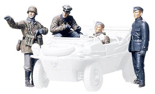 1/35 MM ドイツ戦車部隊 前線偵察チーム 35253