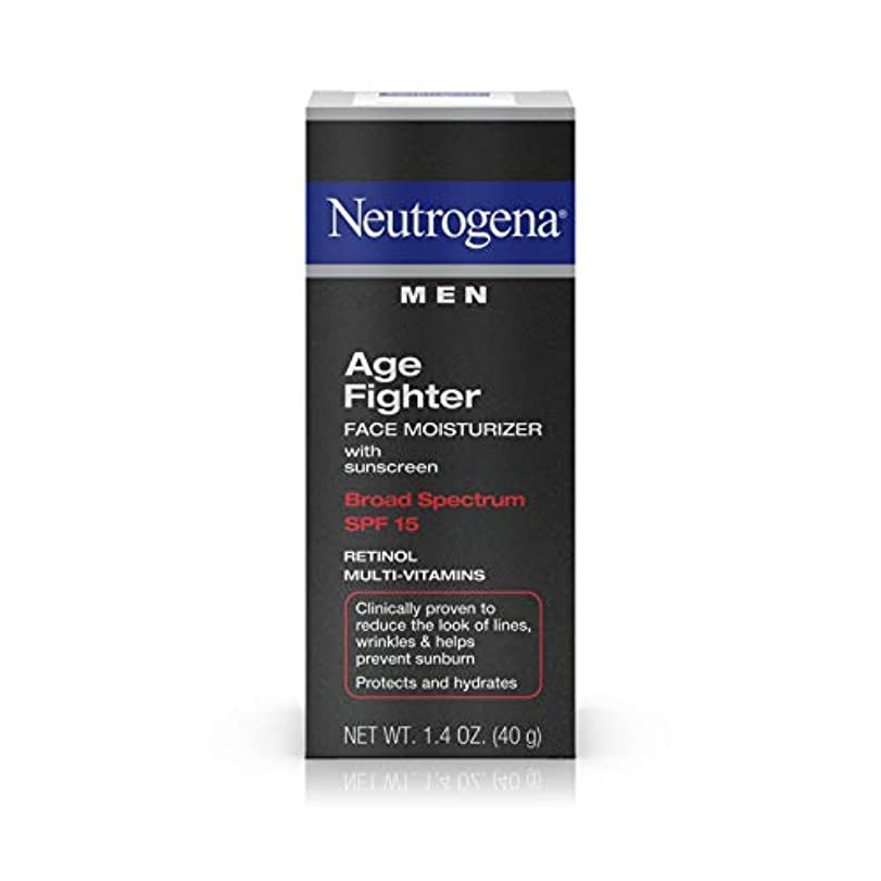 無能記述する検索Neutrogena Men Age Fighter Face Moisturizer with sunscreen SPF 15 1.4oz.(40g) 男性用ニュートロジーナ メン エイジ ファイター フェイス モイスチャライザー
