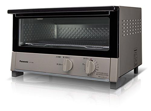 パナソニック オーブントースター ベージュメタリック NT-T...