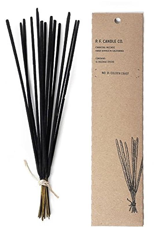 散文意味のある部p.f. Candle Co。 – No。21 : Golden Coast Incense 2-Pack