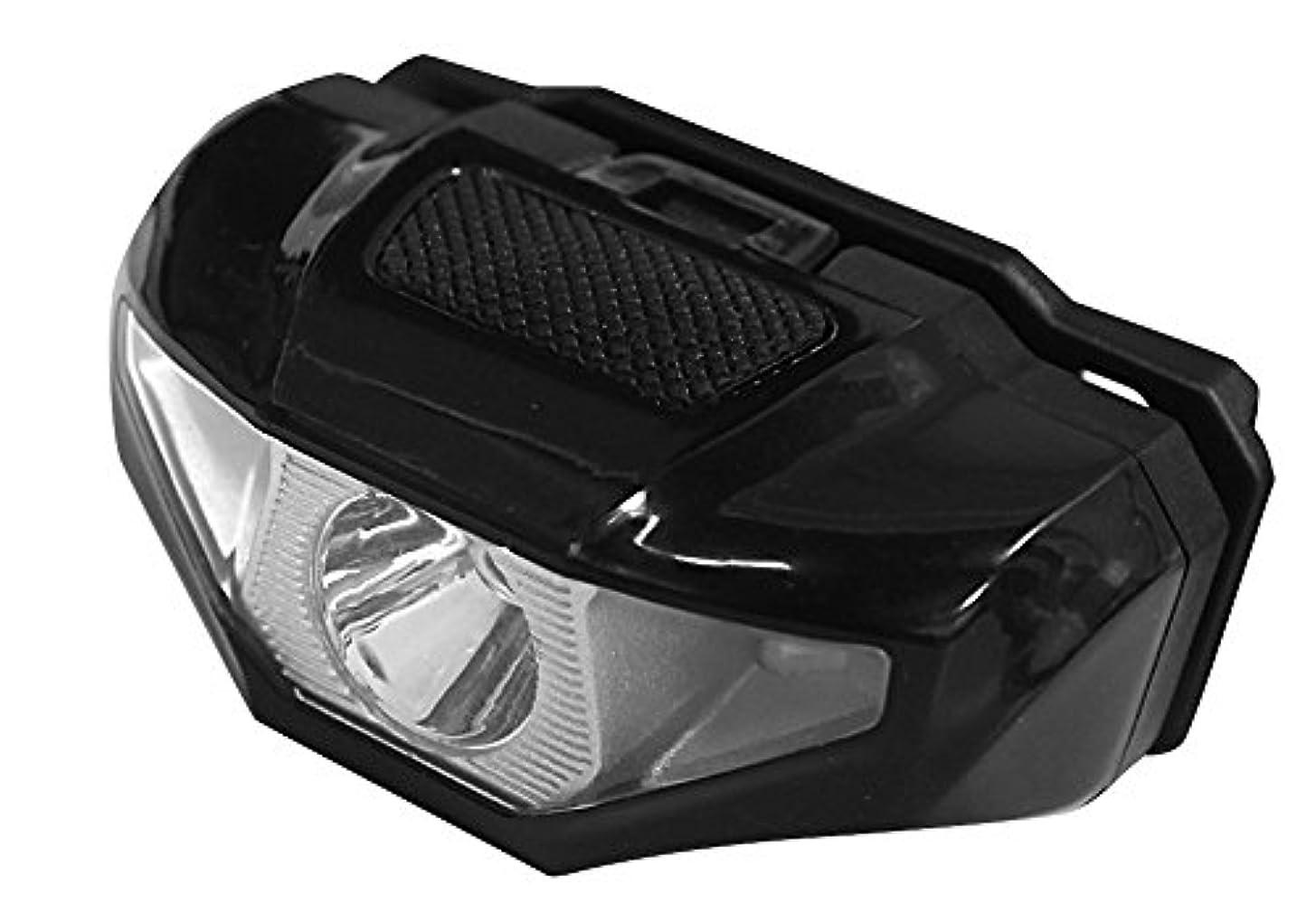 ベーシック打ち負かすヒギンズベルーフ (Beruf) ライト LEDワイドヘッドライト 100ルーメン 電池式 BHL-L01D 87660