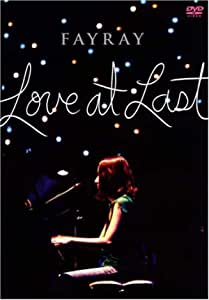 Fayray Live Tour 2004 HOURGLASS -Love At Last- [DVD]