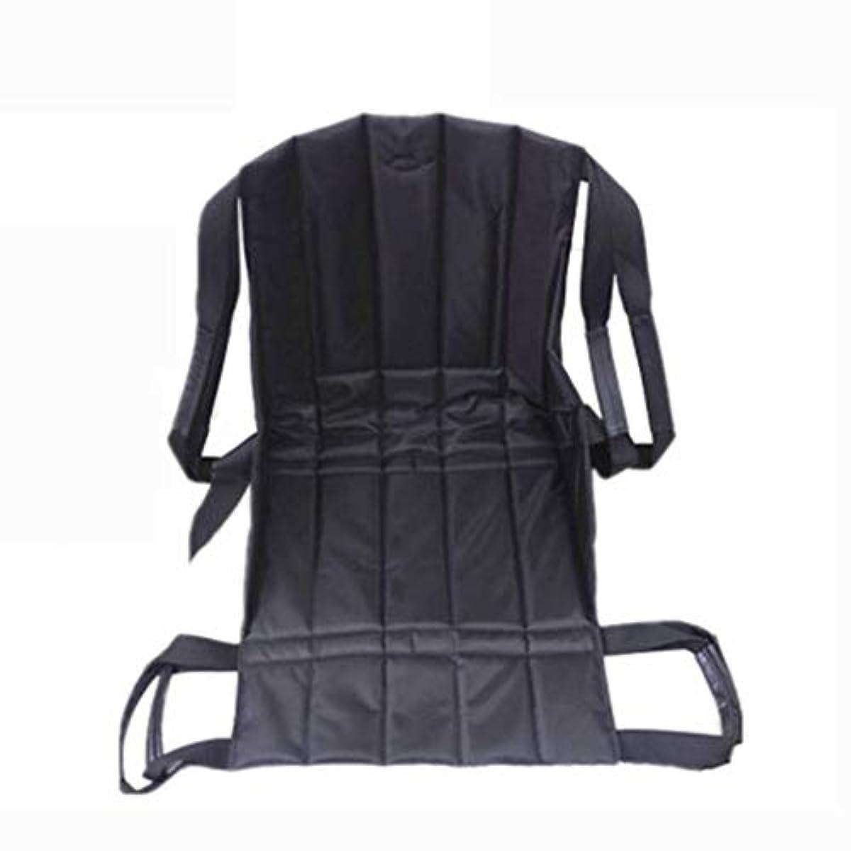 助言する簡単に免除する患者リフト階段スライドボード移動緊急避難用椅子車椅子シートベルト安全全身医療用リフティングスリングスライディング移動ディスク使用高齢者用