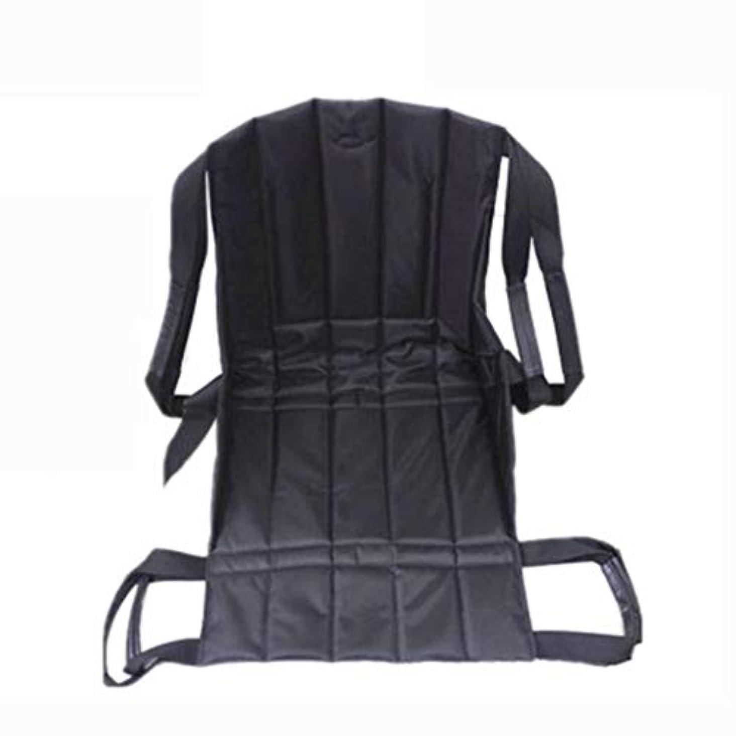 日または望み患者リフト階段スライドボード移動緊急避難用椅子車椅子シートベルト安全全身医療用リフティングスリングスライディング移動ディスク使用高齢者用