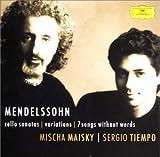 メンデルスゾーン:チェロソナタ第1番・第2番 / マイスキー(ミッシャ) (演奏); メンデルスゾーン (作曲); ティエンポ(セルジオ) (演奏) (CD - 2002)