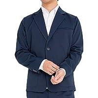 [スーツに見える作業着 ワークウェアスーツ]ストレッチジャケット〈メンズ〉