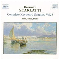 Scarlatti: Complete Keyboard Sonatas, Vol. 3 (2001-07-17)