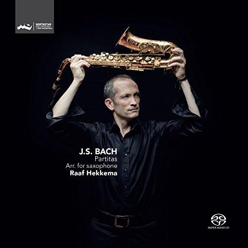 Bach, J.S.: Partitas for Saxop
