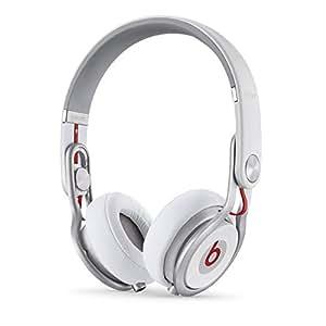 【国内正規品】Beats by Dr.Dre Mixr 密閉型オンイヤーヘッドホン ホワイト BT ON MIXR WHT