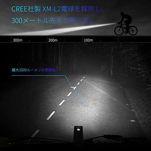 STREETCAT『自転車ライト』