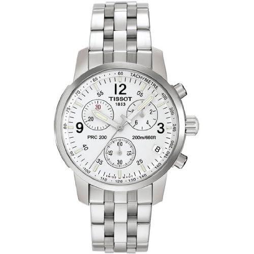 ティソ TISSOT 腕時計 クロノグラフ T-SPORT ティースポーツ PRC200 T17.1.586.32 メンズ
