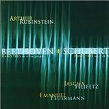ベートーヴェン : ピアノ三重奏曲第7番 「大公」&シューベルト : ピアノ三重奏曲第1番