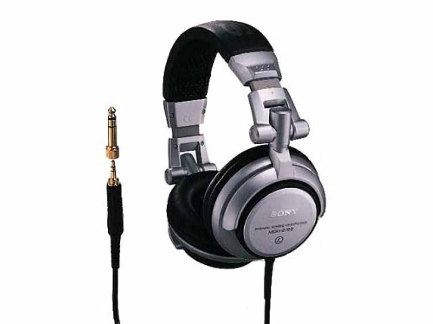 縮れた岸法令SONY 密閉型ヘッドホン DJモニター用 MDR-Z700DJ
