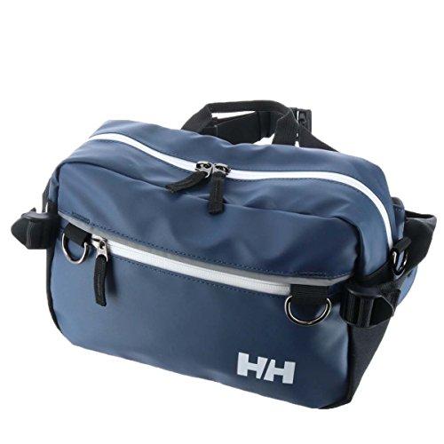 (ヘリーハンセン) HELLY HANSEN 2wayウエストバッグ ショルダーバッグ[アクセサリーズ] [Aker Hip Bag] 2.ディープネイビー