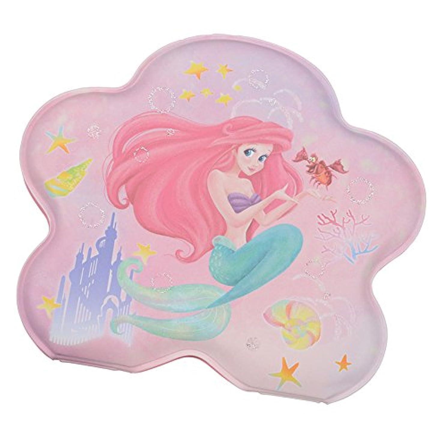 アストロラーベカウント手のひら鏡?ミラー 折りたたみ式 アリエル&セバスチャン Princess Princess