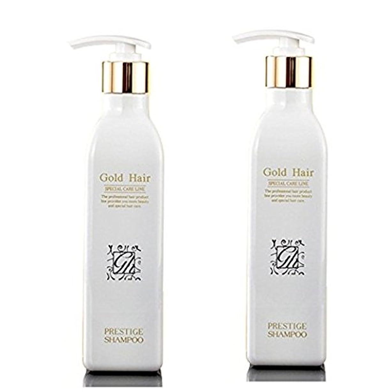 廊下常識ギャラリーゴールドヘア 育毛ケア シャンプー 漢方 シャンプー 抜け毛ケア ヘアケアシャンプー2本/Herbal Hair Loss Fast Regrowth Gold Hair Loss Shampoo[海外直送品] (2本セット...
