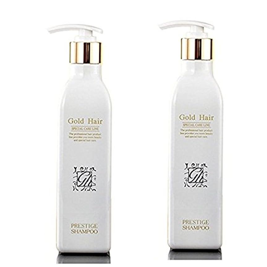 樹木装置ブーストゴールドヘア 育毛ケア シャンプー 漢方 シャンプー 抜け毛ケア ヘアケアシャンプー2本/Herbal Hair Loss Fast Regrowth Gold Hair Loss Shampoo[海外直送品] (2本セット...