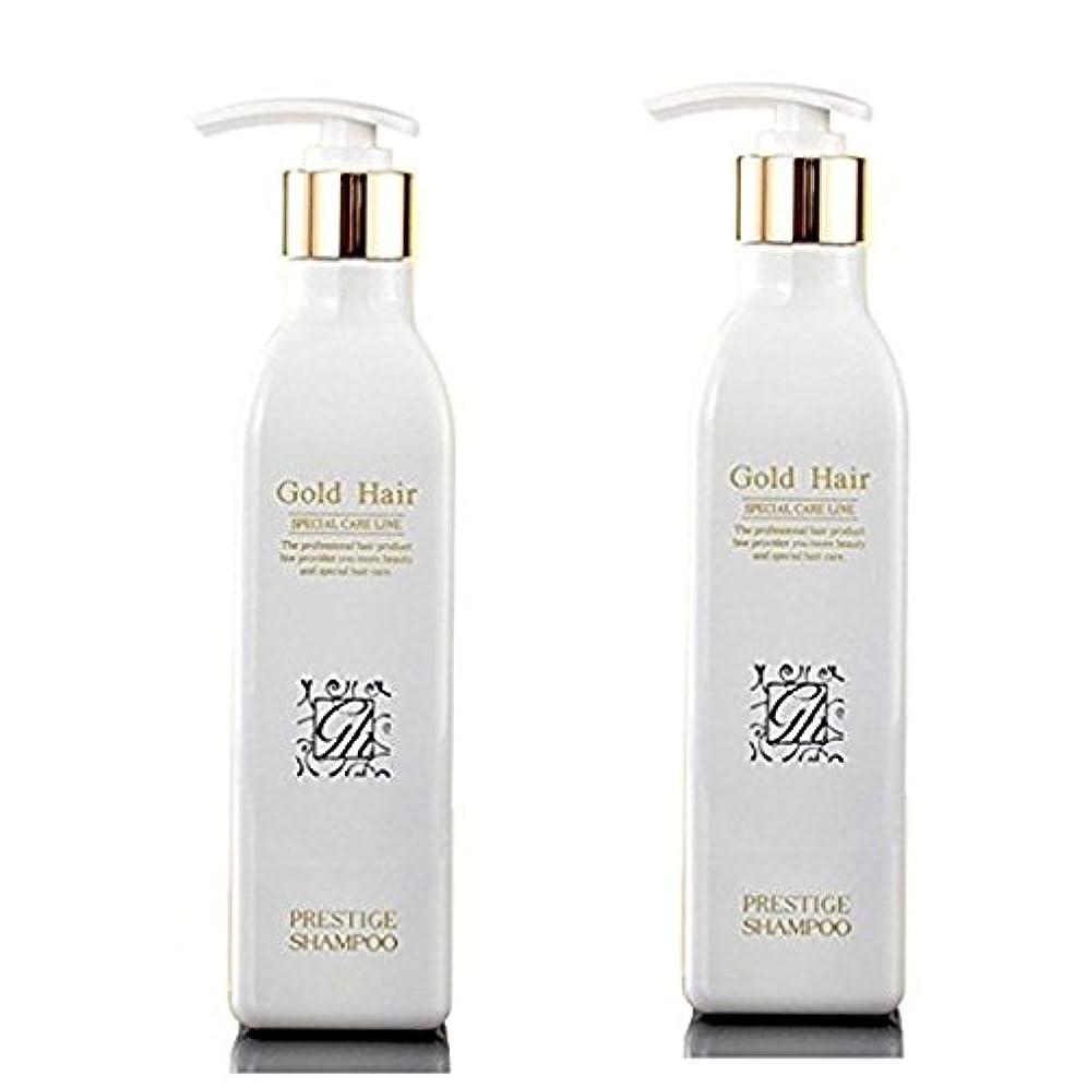 安全性ドローフォークゴールドヘア 育毛ケア シャンプー 漢方 シャンプー 抜け毛ケア ヘアケアシャンプー2本/Herbal Hair Loss Fast Regrowth Gold Hair Loss Shampoo[海外直送品] (2本セット...