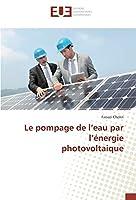 Le pompage de l'eau par l'énergie photovoltaique