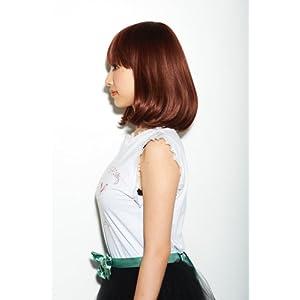 Rebecca Wig Tokyo ハニーボブ アプリコットブラウン