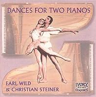 Earl Wild, piano Danses pour deux pianos