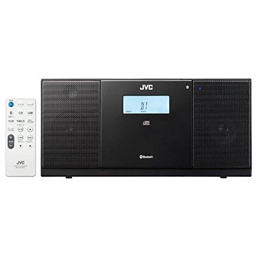 JVCケンウッド(ビクター) コンパクトコンポーネントシステム(ブラック) NX-PB30-B