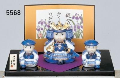 ミニ 小さめ 男の子 初節句 お祝い 端午の節句 初陣大将シ...