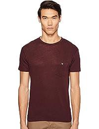 (トッド スナイダー) Todd Snyder メンズ トップス Tシャツ Linen Jersey Classic Button Pocket T-Shirt [並行輸入品]