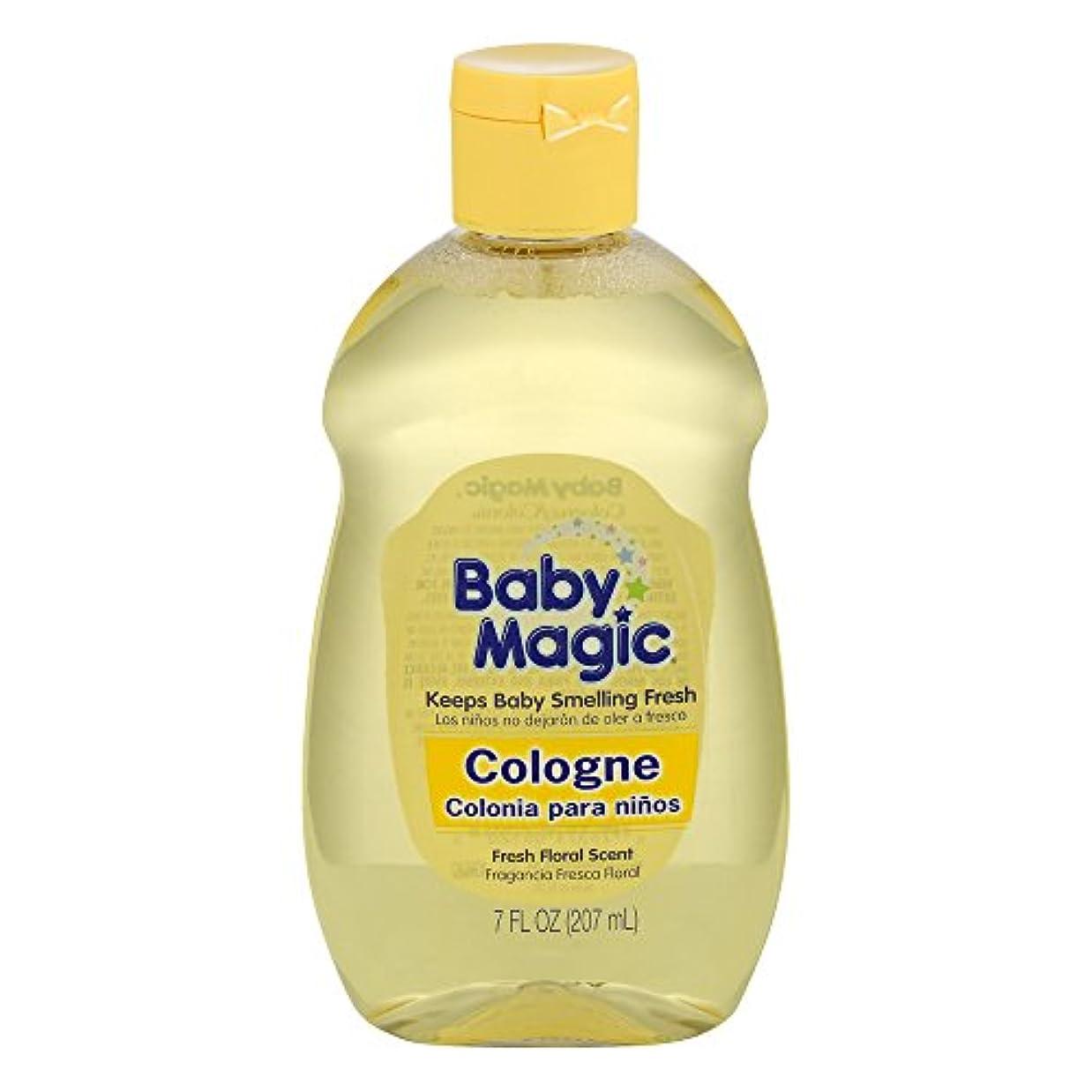 印象製油所浴室Baby Magic ケルン7オズ(5パック) 5パック