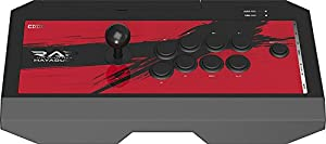 【PS4/PS3/PC対応】リアルアーケードPro.V HAYABUSA ヘッドセット端子付き for PS4 PS3 PC