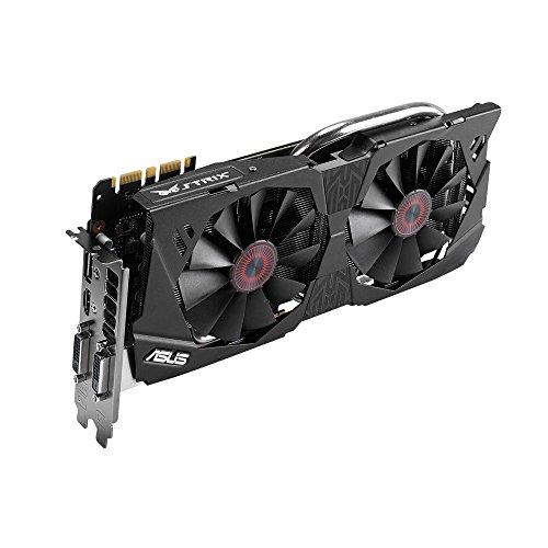 ASUSTek STRIXシリーズ NVIDIA GeForce GTX970搭載ビデオカード オーバークロック メモリ4GB STRIX-GTX970-DC2OC-4GD5
