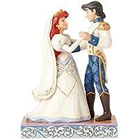ENESCO(エネスコ) チャーリーブラウン & ルーシー コミック ストリップ Ariel & Eric Wedding Wedded Bliss 4056749 [並行輸入品]