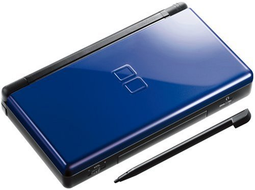 DS Lite Cobalt Black(輸入版:北米)