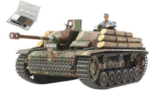 """スケール限定シリーズ 1/35 ドイツ III号突撃砲G型 """"フィンランド軍"""" (ウェザリングマスター付き) 25125"""