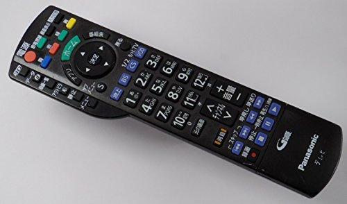 Panasonic 液晶テレビ用リモコン N2QAYB000848