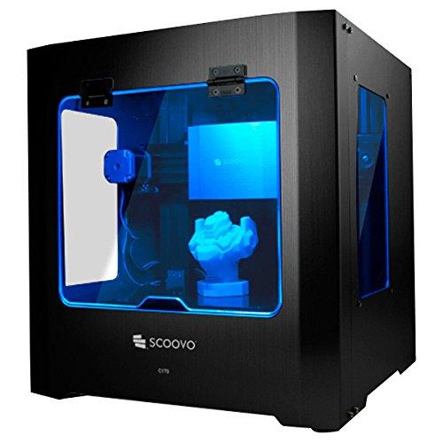 オープンキューブ 3Dプリンタ SCOOVO C170 3Dプリンタ本体 ブラック SCV-C170-BK
