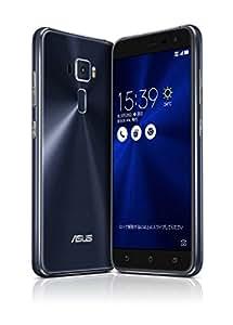 ASUS TeK ZE552KL-BK64S4 ZenFone 3 5.5インチ (Qualcomm Snapdragon 625/メモリ4GB/ストレージ64GB) サファイアブラック