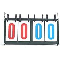 ゴーゴー(GOGO)携帯式 得点板 スコアボード ポータブル多用途スポーツフリップ