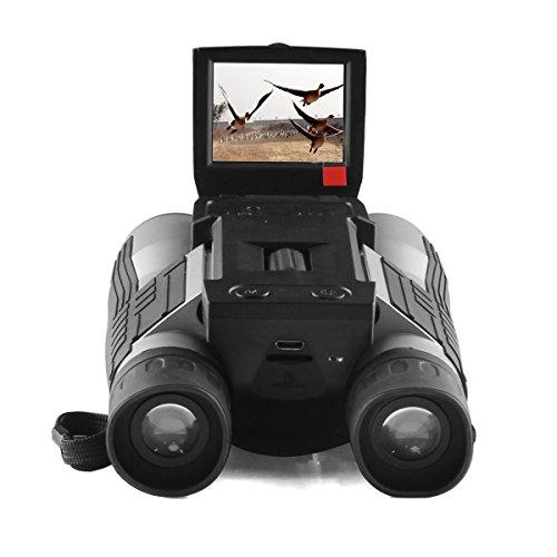 Gemtune デジタル望遠鏡 32倍ズームデジタルカメラ双...
