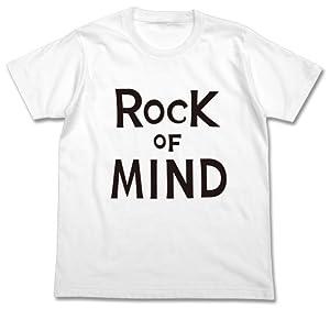 アイドルマスター シンデレラガールズ 多田李衣菜ROCK OF MIND Tシャツ ホワイト Lサイズ