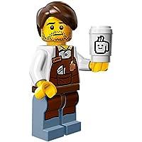 【ブロック-ミニフィグ】 71004-10 レゴ ミニフィギュア シリーズ レゴ?ムービー バリスタのラリー / LEGO Minifigures Series The LEGO Movie Larry the Barista[ヘッダー付パッケージ仕様]