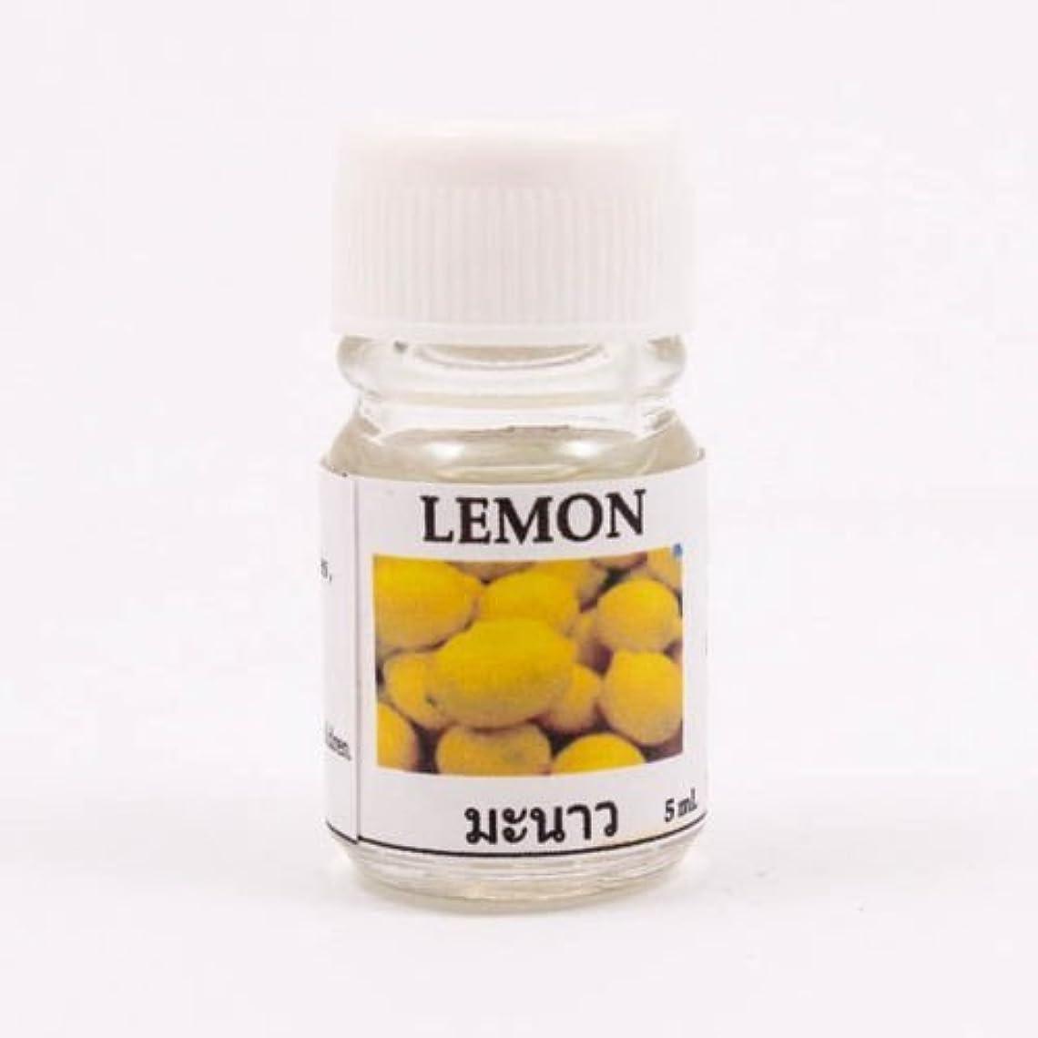 堀逃す芸術6X Lemon Aroma Fragrance Essential Oil 5ML. (cc) Diffuser Burner Therapy