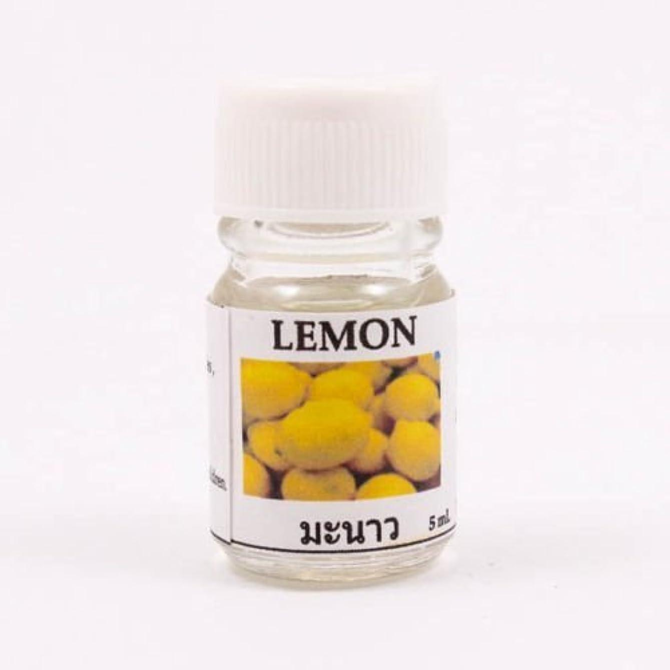 海上記念一次6X Lemon Aroma Fragrance Essential Oil 5ML. (cc) Diffuser Burner Therapy